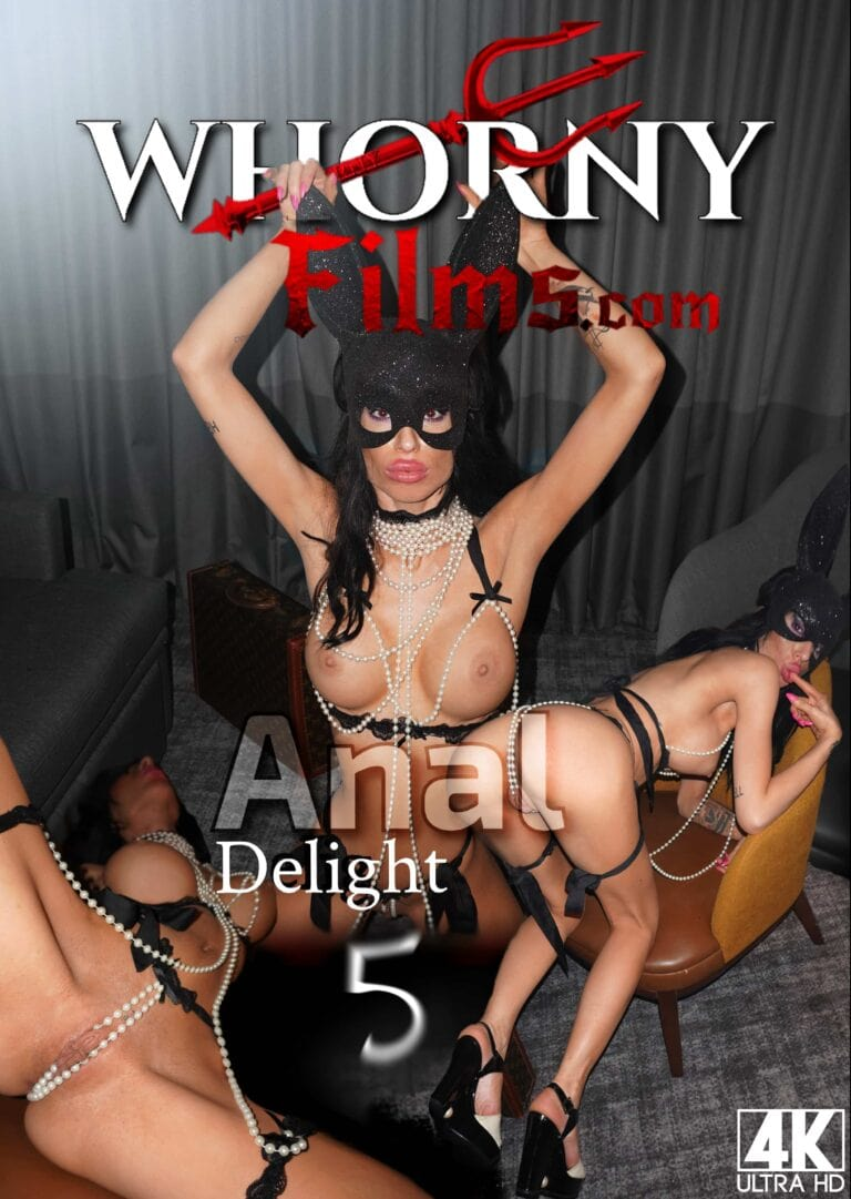Anal Delight 5 POSTER