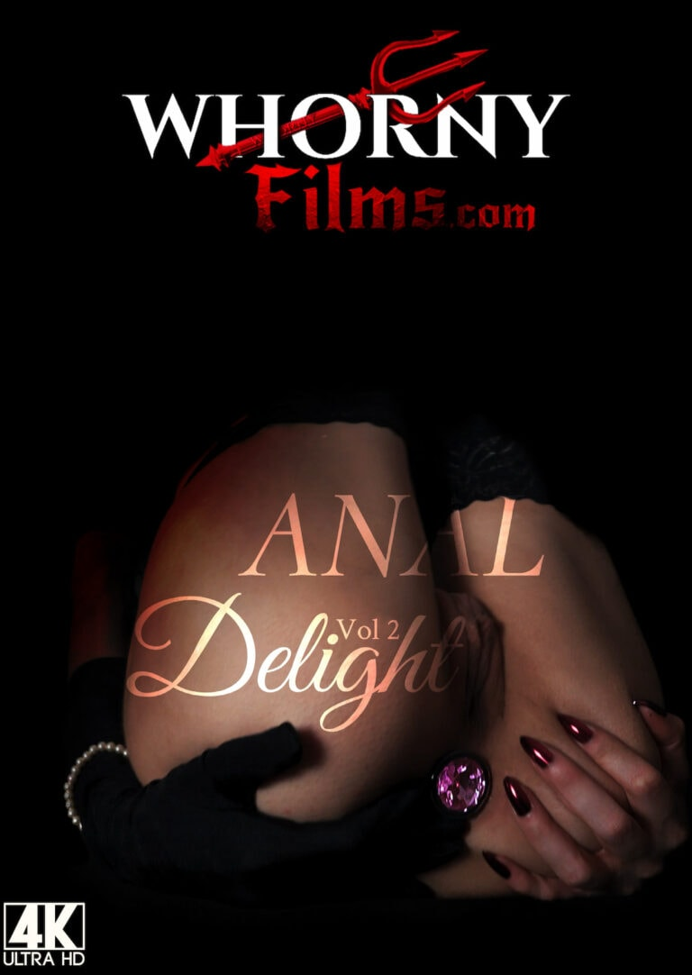 Anal Delight 2 NEW POSTER