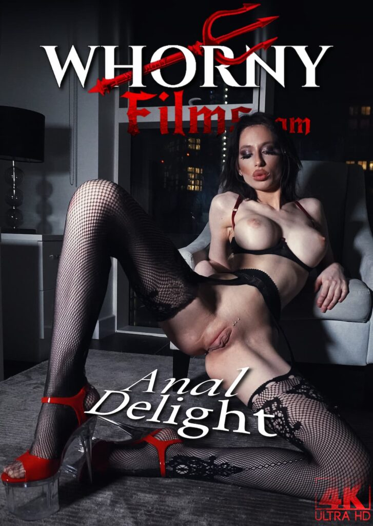 Anal Delight POSTER 1