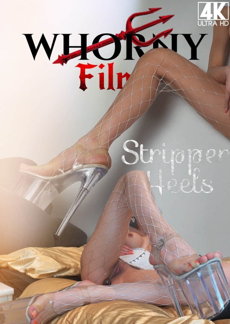 Stripper Heels POSTER scaled 1