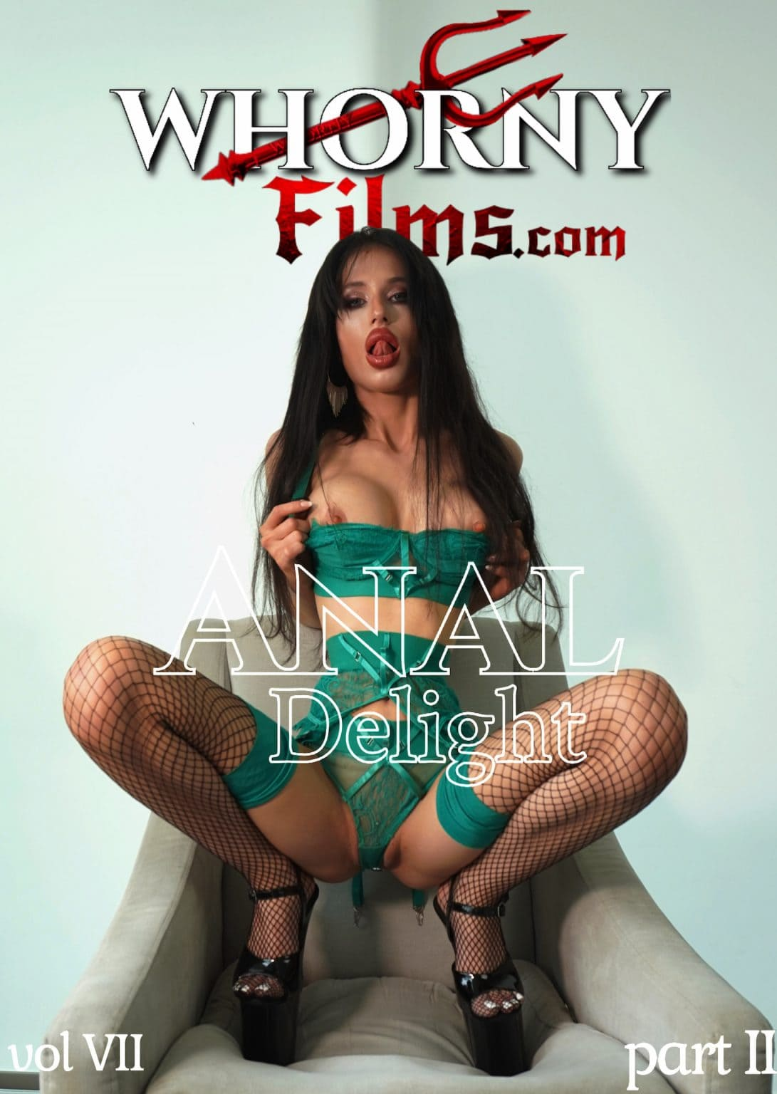 Anal Delight vol 7 PT 2 POSTER 1